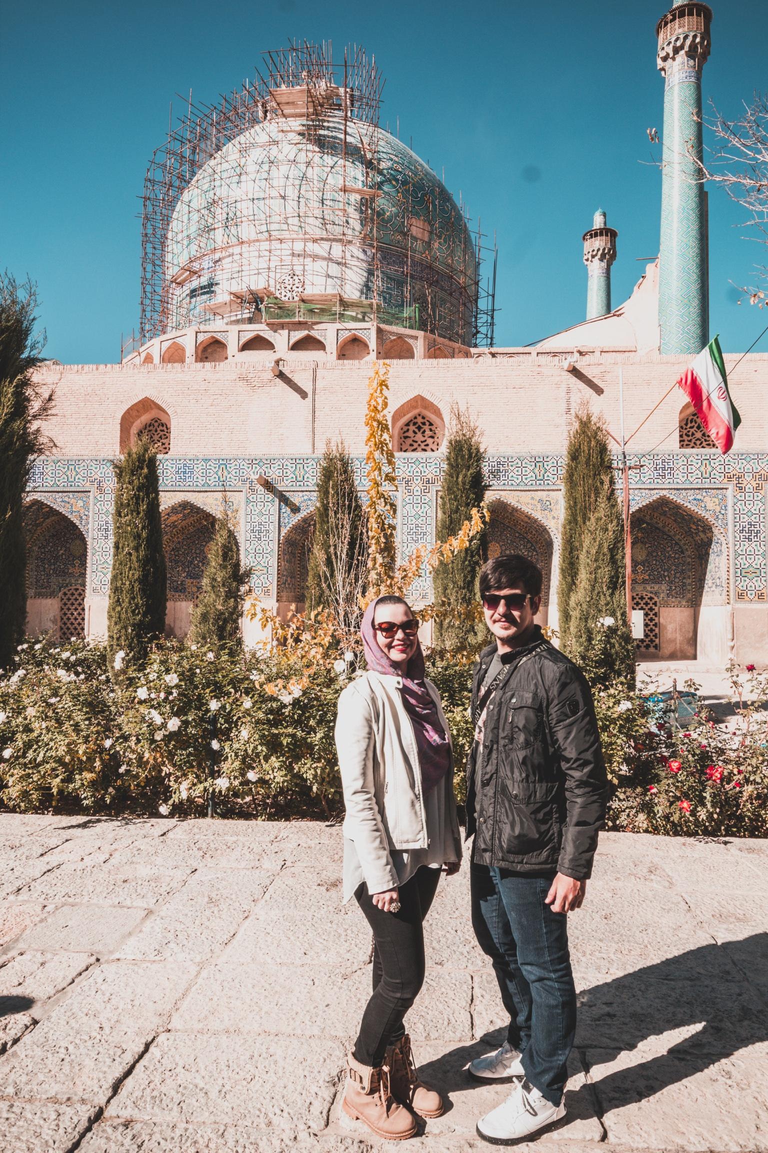 Vale a pena conhecer o Irã no inverno?