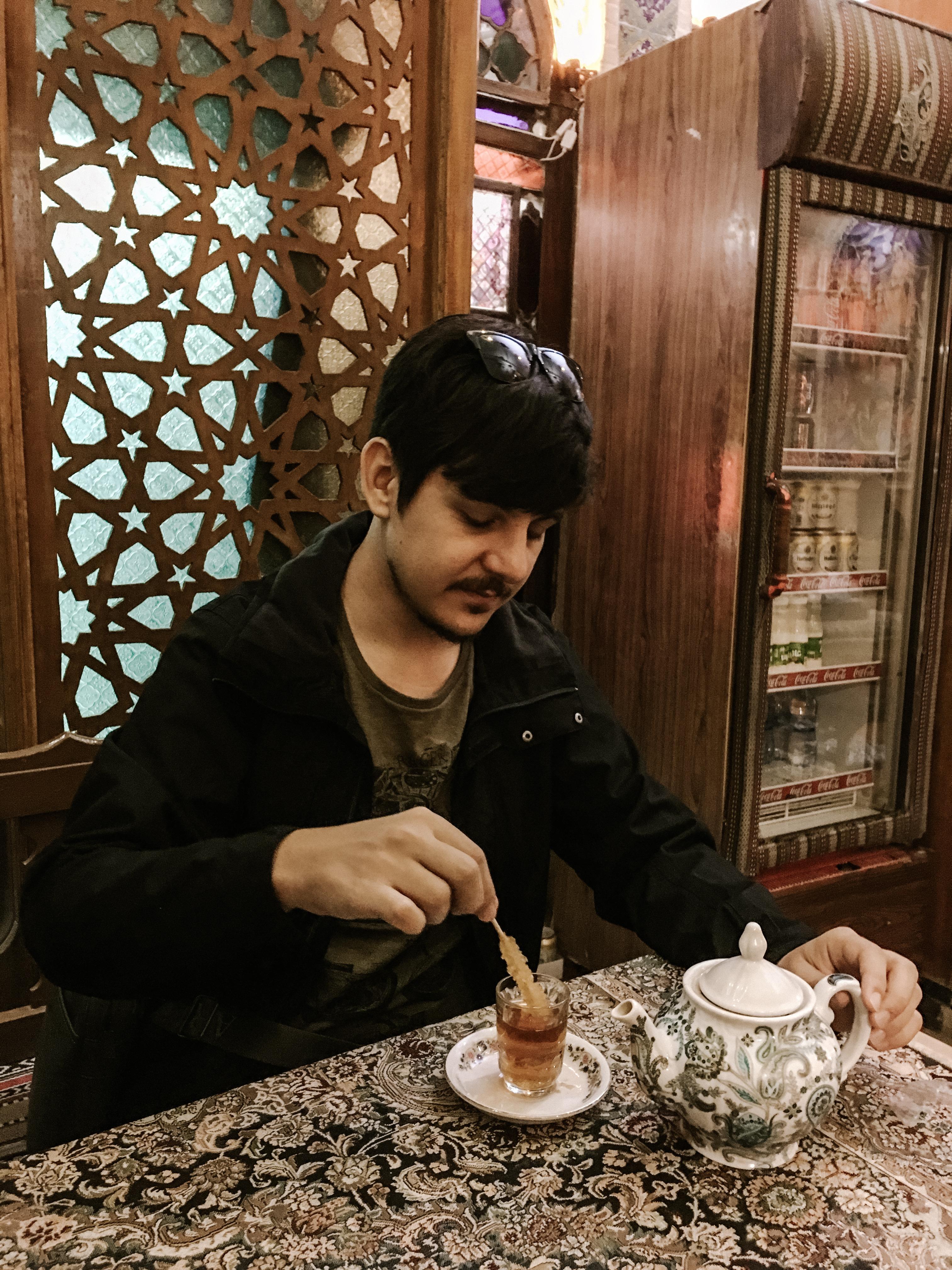 Delícias iranianas O que comer no Irã