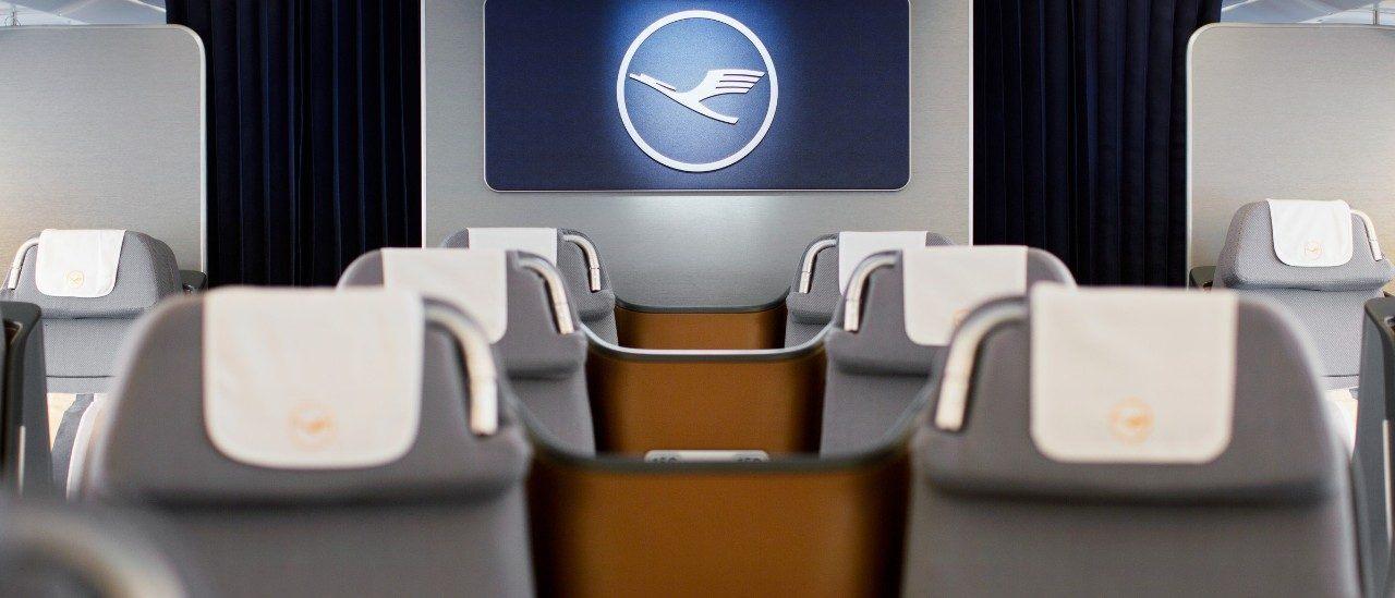 Promoção Swiss e Lufthansa para voar na premium economy, classe executiva e primeira classe