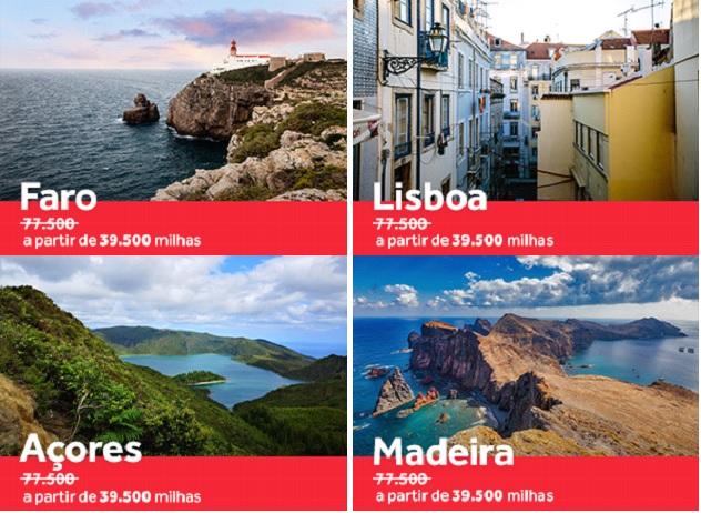 Opções de resgate para Portugal