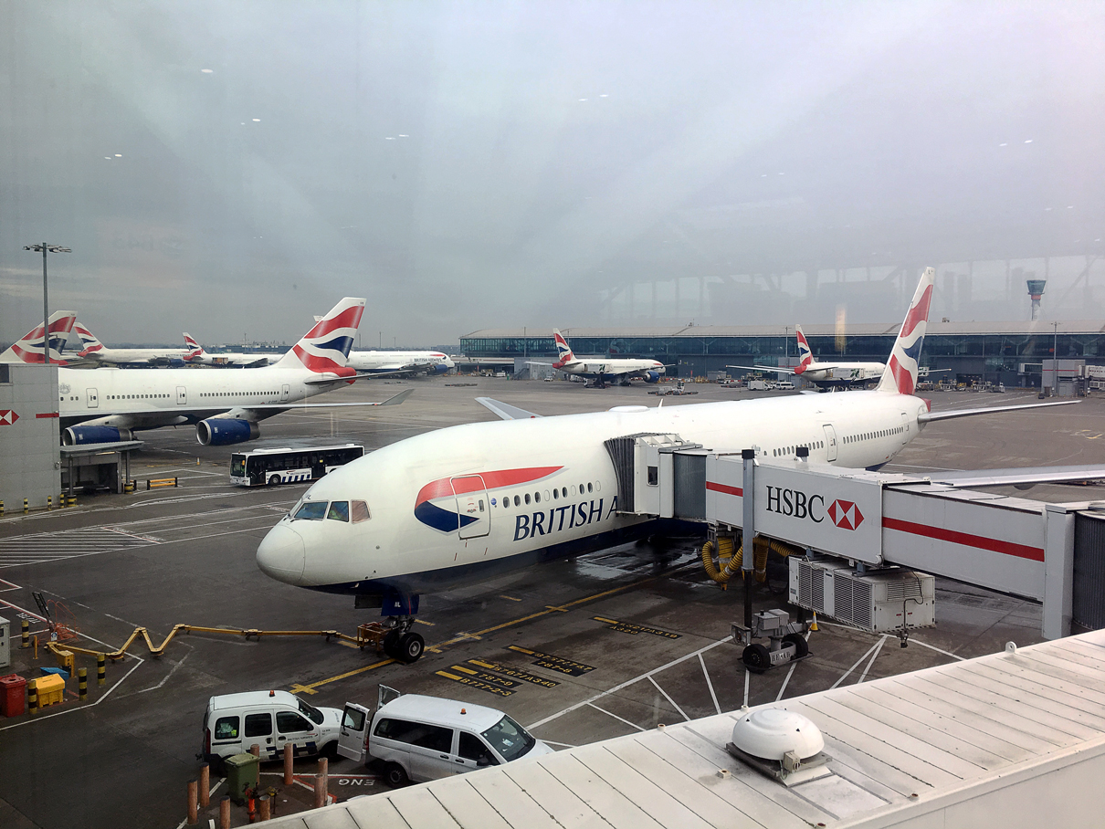 Como é voar na classe executiva Club World da British Airways no 787-800 de Londres para Seul