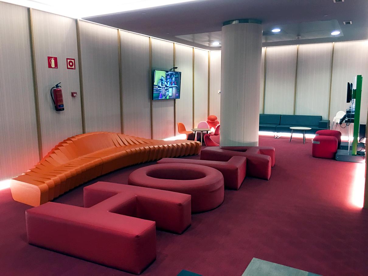 Como é voar na classe executiva da Iberia no A321 de Madri para Londres