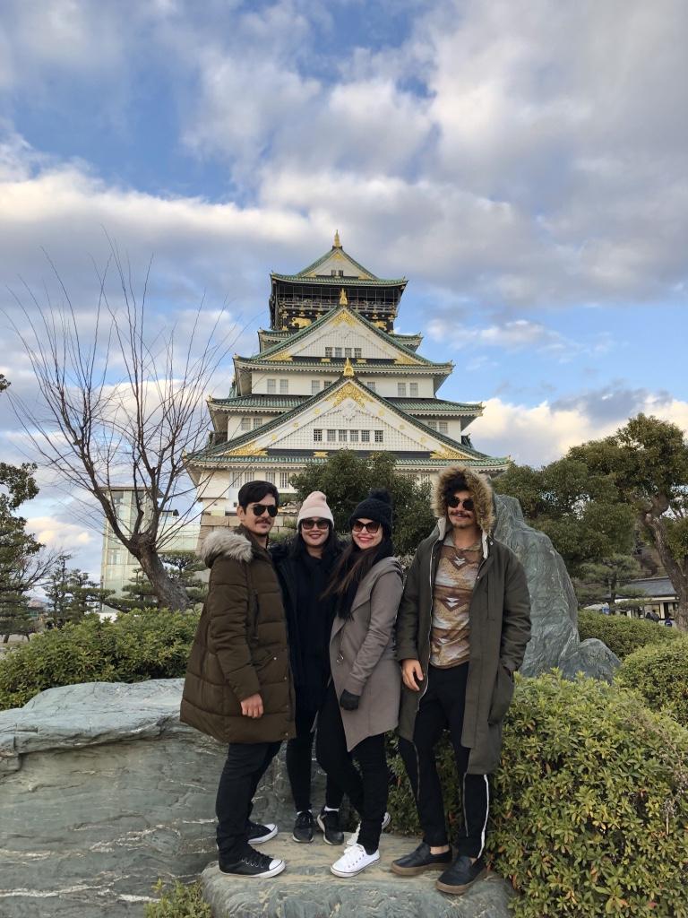 Quanto custou 1 dia em Osaka, no Japão?