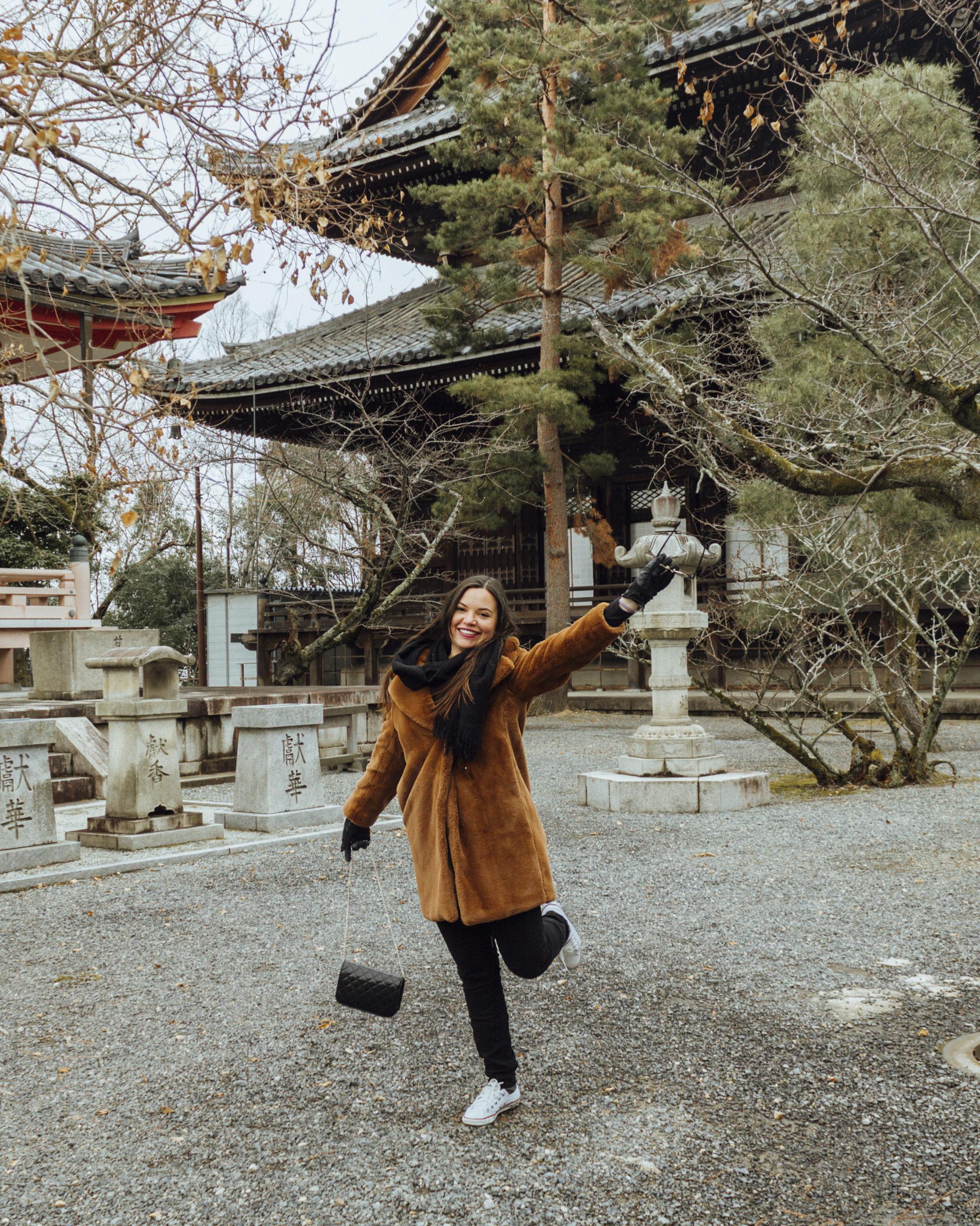O que fazer em 3 dias em Kyoto?