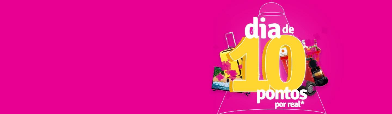 Só hoje: 10 pontos por real na #PinkMyFriday da Livelo